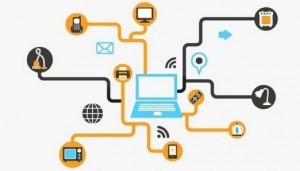 appareils électroniques connectés à Internet