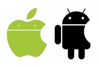 Apple et Google
