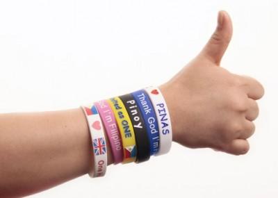 bracelet événementiel personnalisé
