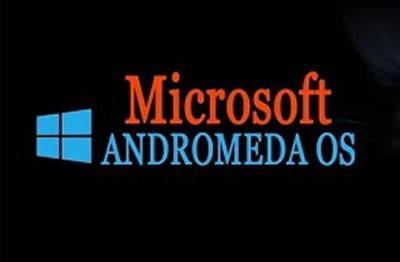 Microsoft AndromedaOS