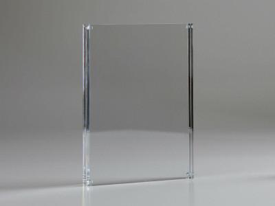 Les caractéristiques du présentoir en Plexiglas