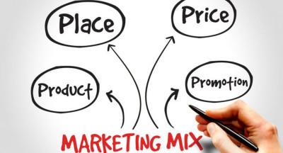 Qu'est ce que le marketing Mix, 4P ?
