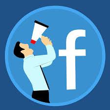 pub sur Facebook