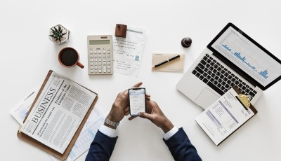 Smartphone Application Office Documents Business