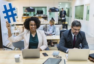 Le HASHTAG : un garant d'une communication digital efficace